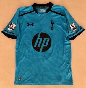 Camiseta-Tottenham-Hotspur-Under-Armour-2013-2014-Roberto-Soldado-talla-M