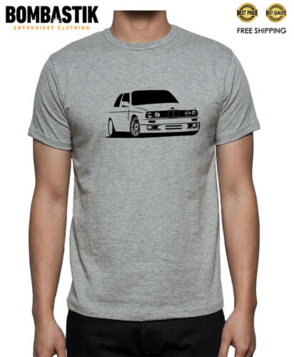 R 0252 CLASSIC for BMW fans TURBO RACE on T-Shirt Free Shipping Tee Quality Cars