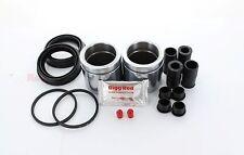Saab 9-3 Front Brake Caliper Seal & Piston Repair Kit (axle set) BRKP73
