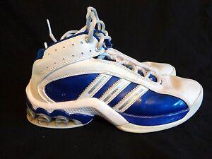 Adidas Athletic Shoes Adiprene White Blue Mens Size 7 5