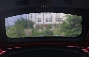 Back Door Rear Liftgate Mesh Sun Visor Shield Sunshade for Tesla ... a57194f7b75