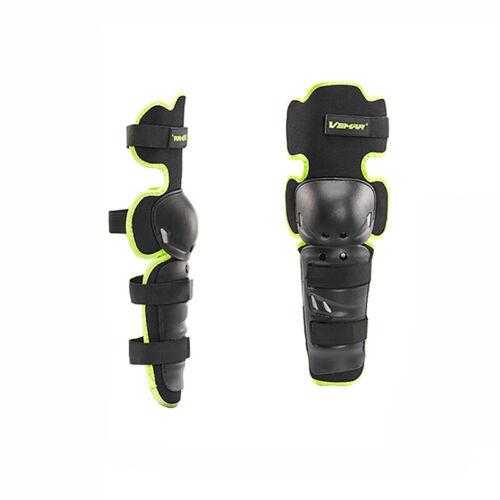 1Pair Adult Knee Armor Protector Guard Pads For Bike Motorcycle Motocross Racing