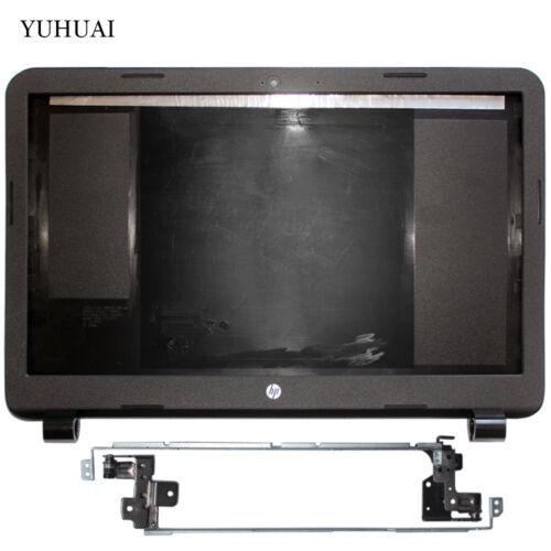 NEW For HP 15-R029WM 15-R018DX 15-R011DX  LCD Back Cover //LCD Bezel //Hinges