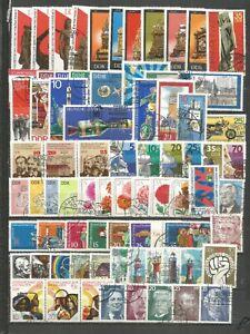 DDR 1975 gestempelt  kompletter Jahrgang