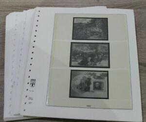 Lindner T Vordrucke Russland 1992-1998  - Vordruckseiten / Vordruckalbum