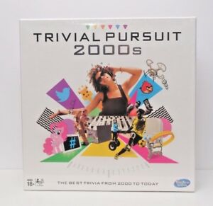 Hasbro-Trivial-Pursuit-Board-Game-2000s-Edition-General-Knowledge-Family-NEW