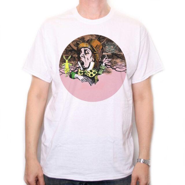Alice in Wonderland MAD HATTER classic Charisma label T Shirt