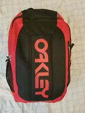 f6e4912e745 item 3 Oakley Enduro 20L 2.0 Backpack Red Black Line Approx 20