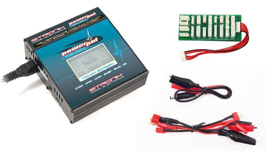 Etronix Cocheicabatterie PowerPal Touch-Screen 90w (9Amp) AC DC - ET0211-E ET0211E