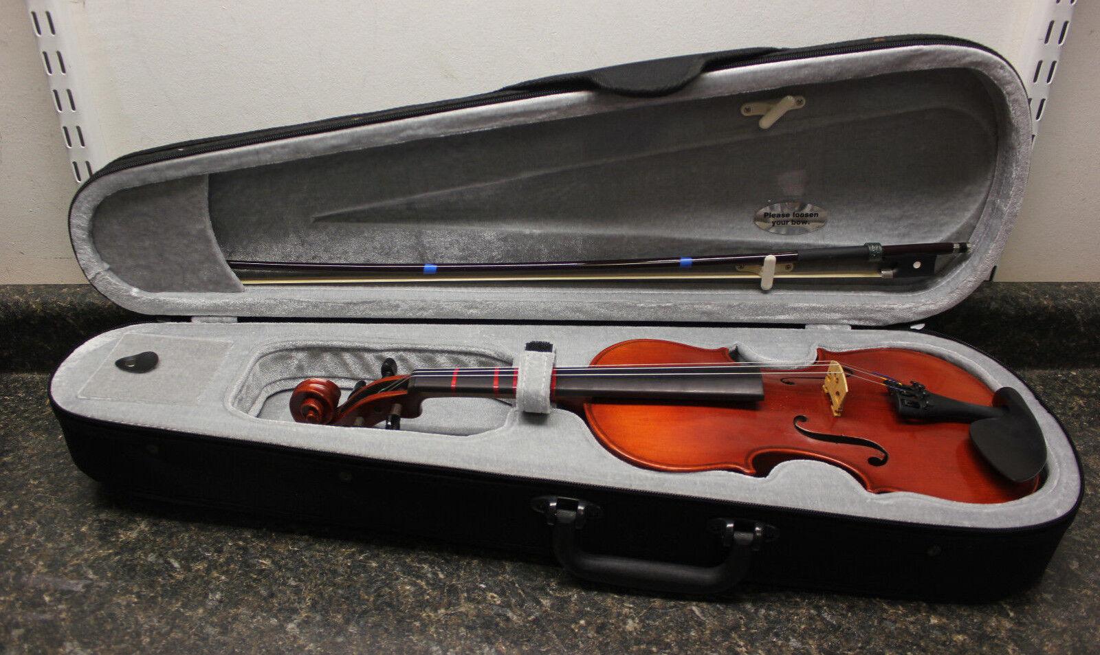 The String Project HERMANN GEIGEN 350vn34 Violin (Anno 2013, no.6965) 99937-1 F3