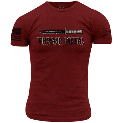 Cardinal Grunt Style Thrash Metal T-Shirt