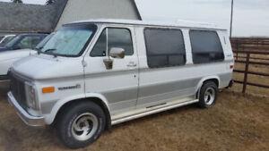 1989 GMC Vandura 2500