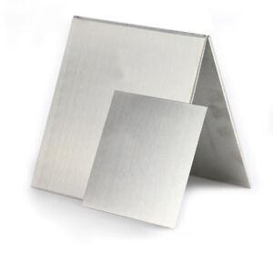Blech Aluminium Sheet Metal 1.2 mm 2 mm 4 mm Aluminium Sheet Aluminium Sheet Cut 100 mm to 1000 mm