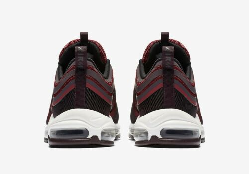 Nike 600 Air 918356 Nuovo Burgundy 40 Ultra Max '17 6 97 Uk Eur White ffqrO4wC