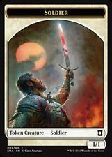 Token - Soldier X4 (Eternal Masters) MTG (NM) *CCGHouse* Magic
