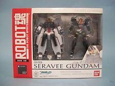 Gundam The Robot Spirits GN-008 Seravee Figure R-Number 007 Bandai