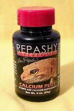 Repashy Calcium Plus 3 oz  / 84 gr Vitamin All-in-One ~ Leopard Gecko Dragon