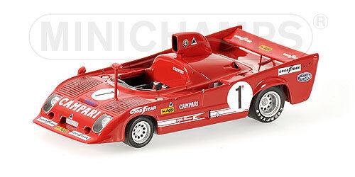 Alfa Romeo 33 TT 12 Coppa Florio 1975 1 43 Model 400751201 Minichamps