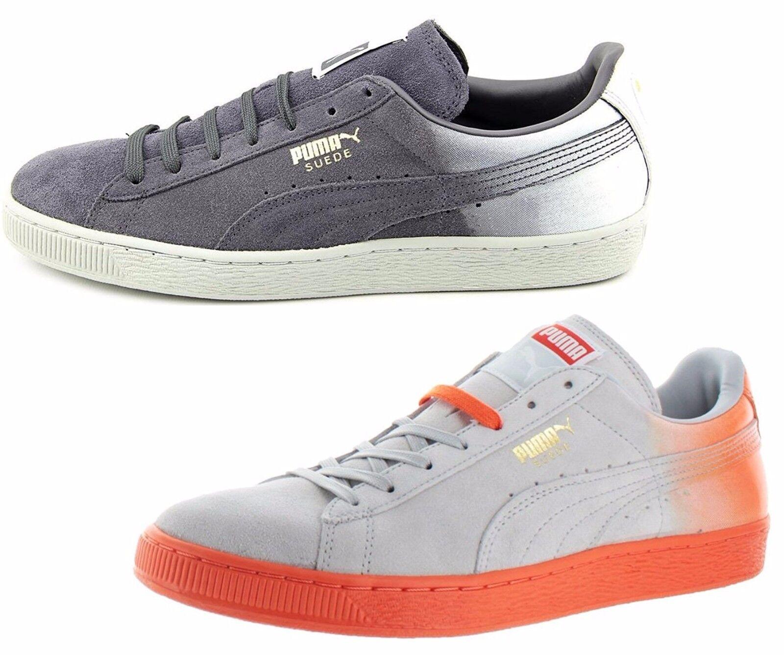 PUMA Sneaker Men's Suede Classic+ Blur Sneaker PUMA ae69f8