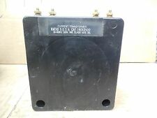 Brownell Electric Current Transformer 190x0500 Ratio 505a 600v 10kv New