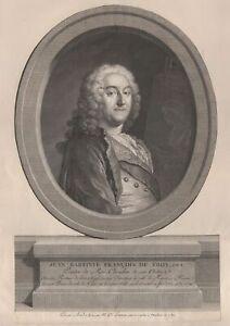 Joseph-Aved-Jean-Baptiste-Francois-de-Troy-Gravure-Nicolas-DE-Launay-XVIIIe