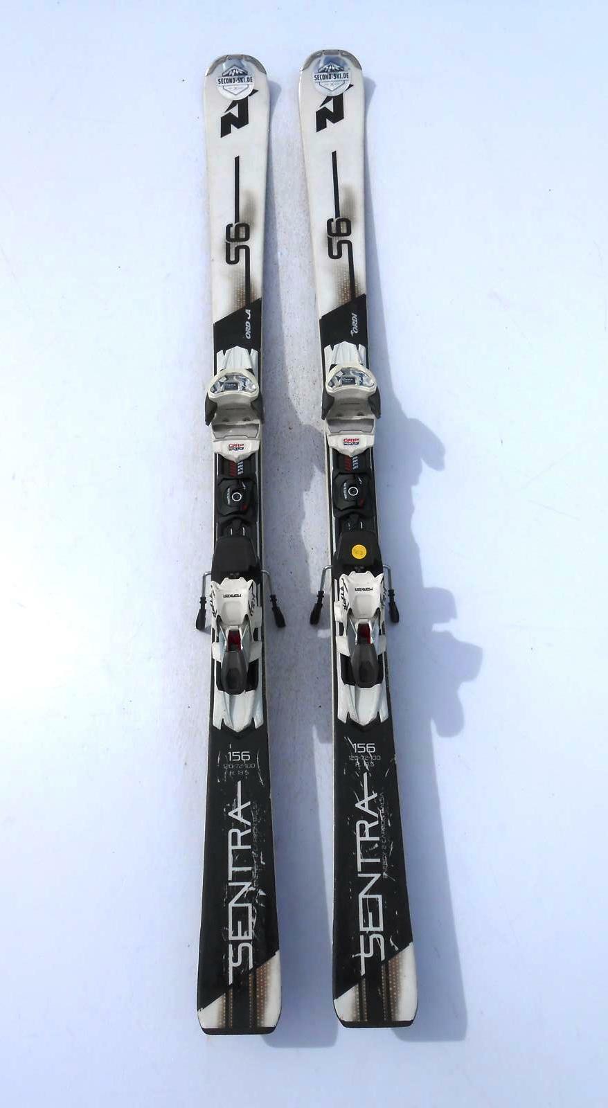 NORDICA Sentra SL 6 Premium-Ski Länge 156cm (1,56m) inkl. Bindung   367