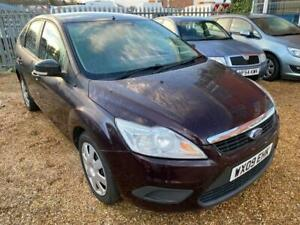 2009 Ford Focus 1.6TDCi Studio Hatch £30 Tax Long MOT Click + Collect / Delivery