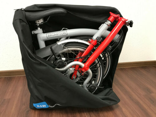 B/&W Transporttasche Heavy Duty für Brompton extrastark