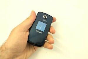 Samsung SGH t259 blau (entsperrt) Handy Einfache Basic Requisite Sammler Artikel