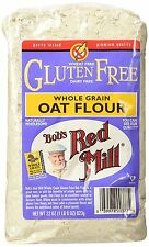 Bobs Red Mill Gluten Free Oat Flour, 22 oz