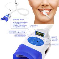 Dental table desk Teeth Whitening Cold LED Light Lamp Bleaching Accelerator