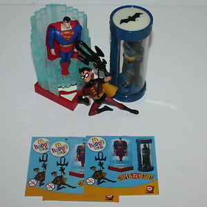 McDonald's MC DONALD'S HAPPY MEAL - 2005 Super Heroes DC Serie Completa 7ZELUHYi-09105536-768767225