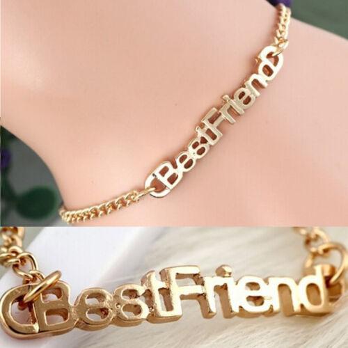 Charm Letters Friendship Bracelets For Unisex Jewelry Gifts for Best Friend D.hc