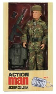 Action-Man-Deluxe-Action-Man-Soldier-30cm-Figure-Brand-New-AM719