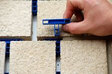 10mm CROSSES x 50 GAPFAST PAVING SPACERS for Patio Slabs /& Flags