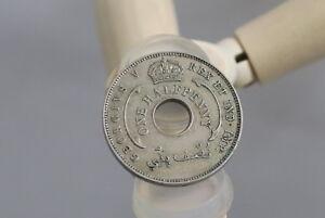 BRITISH-WEST-AFRICA-HALF-PENNY-1933-SCARCE-B10-K7646