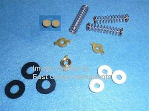 Yamaha Trumpet Brass Piston Guides,Felt,Spring kit YTR 6310,8310,8335,8345,9335