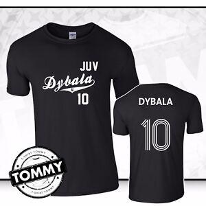 PAULO-DYBALA-10-T-shirt-Ventilatore-T-shirt-DYBALA-10
