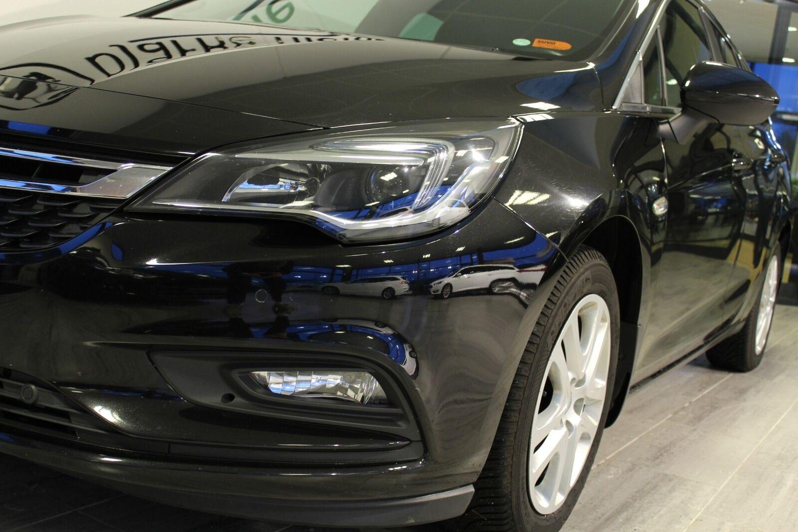 Opel Astra 1,0 T 105 Enjoy ST - billede 6