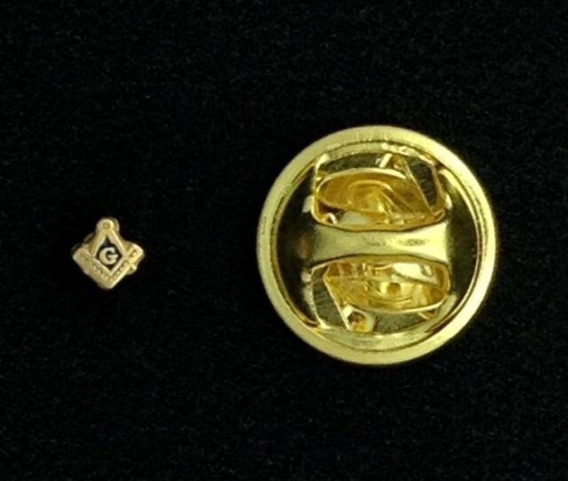 Masonic Lapel Pin (Tiny) MC-4
