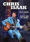 Chris Isaak Live/greatest Hits Live 0014381710922 DVD Region 1