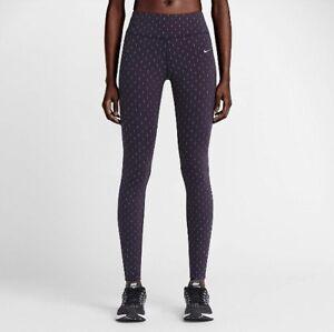 Nike Epic Flash running da da Calzamaglia 687012 507 Lux donna q4SHR