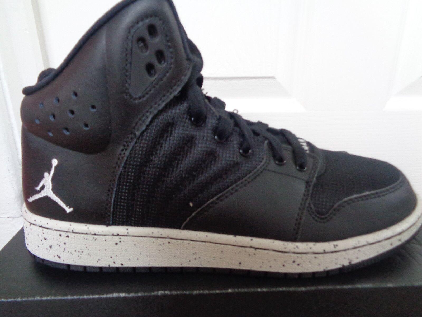 4a51bc5c6b35cd Nike Jordan 1 Flight 4 Prem BG Hi Top Trainers 828237 SNEAKERS Size ...