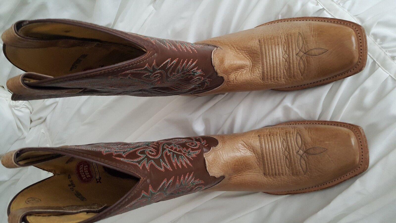 Womens Nocona Boots Size 12B
