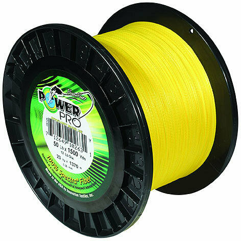 9kg 14,63 EUR//100m gelb POWER PRO 135m 0.15mm