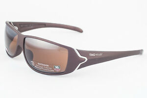 8c1b868539 Image is loading Tag-Heuer-Racer-9207-Brown-Outdoor-Brown-Sunglasses-