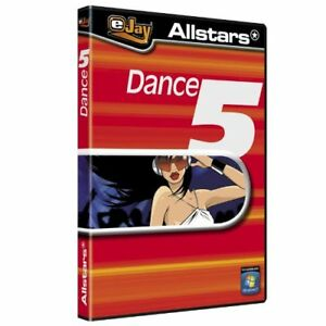 Details about eJay Allstars Dance 5 - Create music Dance as a DJ  PC  Software  Sound Editor