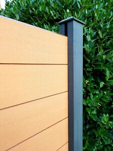 Composite Fence Panels Garden Fence Panels Made To Order By Eco