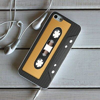 DIY Kassette Pattern Handy Schutzhülle Tasche Für iPhone 7 7 Plus Samsung Huawei