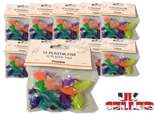 I pacchetti di Pesce in Plastica Party Borsa Filler favore PREMIO Ragazzi Ragazze Compleanno
